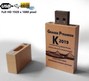 Le film Grande Pyramide K 2019 en Français HD USB-3